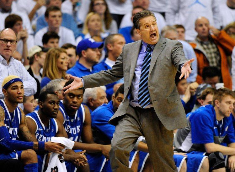 Kentucky Basketball Is An Enigma Well Into The Season: John Calipari On Youthful Kentucky: 'We're Not A Good