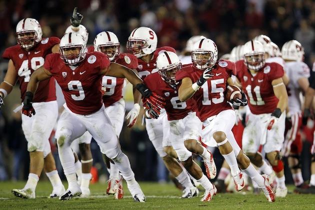 Spring football 25: Stanford Cardinal