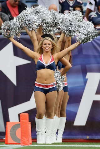 afd964c16 The reason why 1 group won t possess cheerleaders from Extremely Dish XLVI.