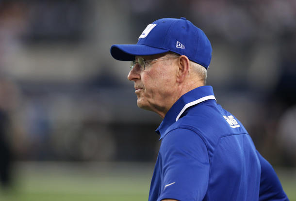 St Louis Taxi >> Giants coach Tom Coughlin's brother dies after sudden fall out of taxi   Shutdown Corner - Yahoo ...