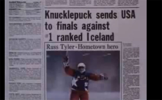 Knuckle Puck Time! Watch SNL's Keenan Thompson recreate his