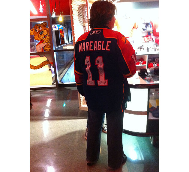 Jersey Fouls Ultimate Penguins Anti Flyers Sweater Jets