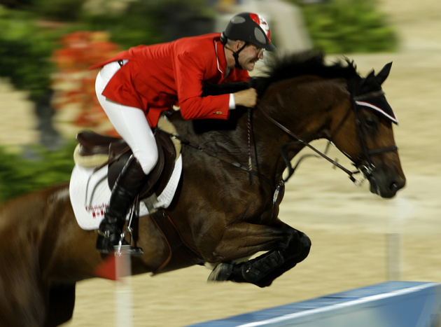 Canadian Jumper Ian Millar Will Compete In A Record