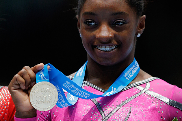 Gymnast S Father Says Racial Comment At World