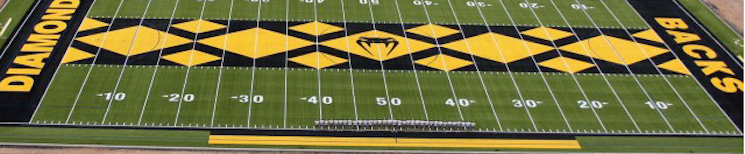 The Most Unique Football Field In America Is At A School