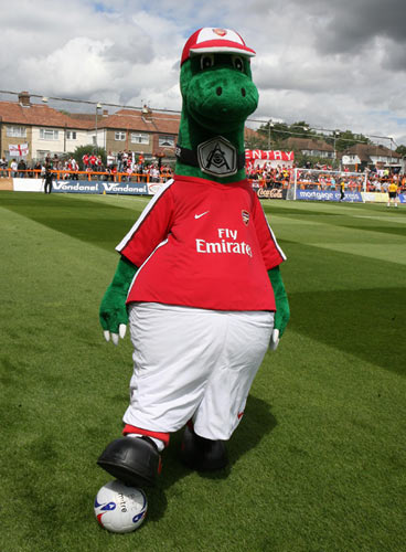 Liverpool Introduce Toothy New Mascot To 'engage' Young Kids