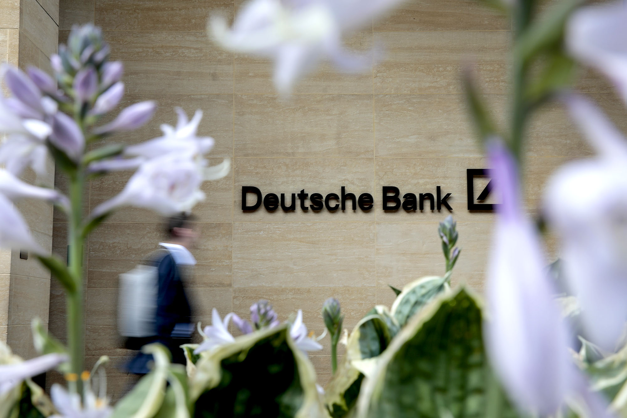 Trump Says Deutsche Bank, Now 'Maligned,' Wanted His Business