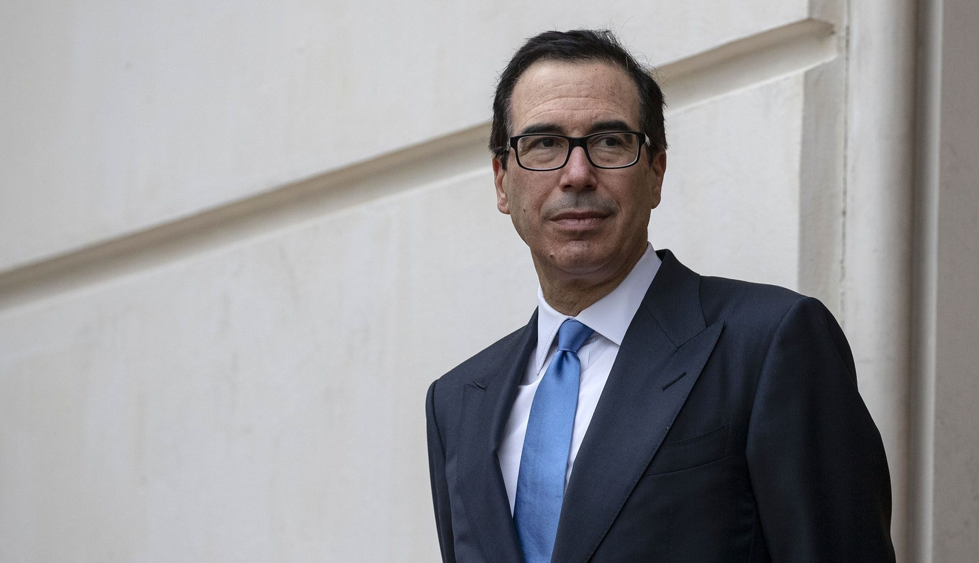Mnuchin Says China Trade Meeting Will Happen But Wont Say When