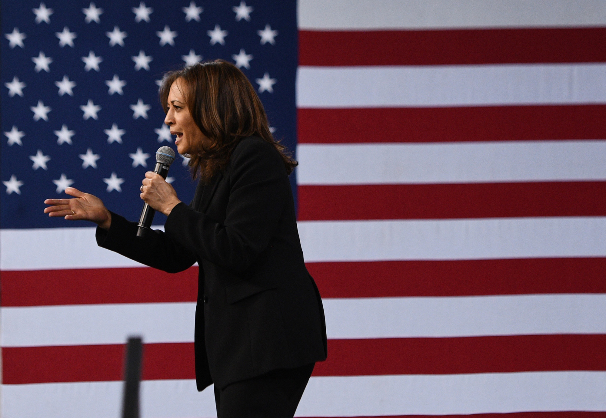 Kamala Harris Vaults Into Second Place as Joe Biden Slips After First Debate