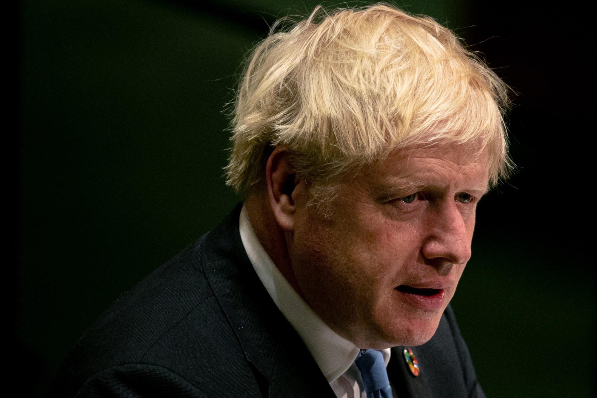 Scottish Judges Wait to Decide Whether Johnson Met Benn Act
