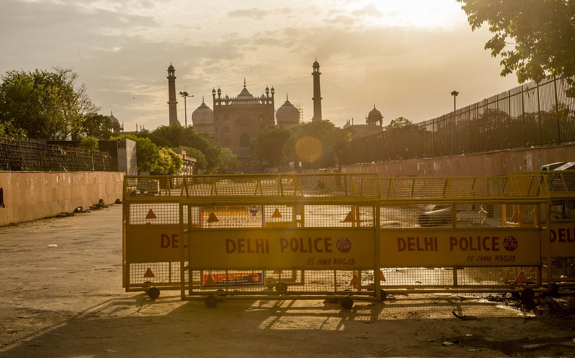 A New Wave of Anti-Muslim Anger Threatens India's Virus Fight