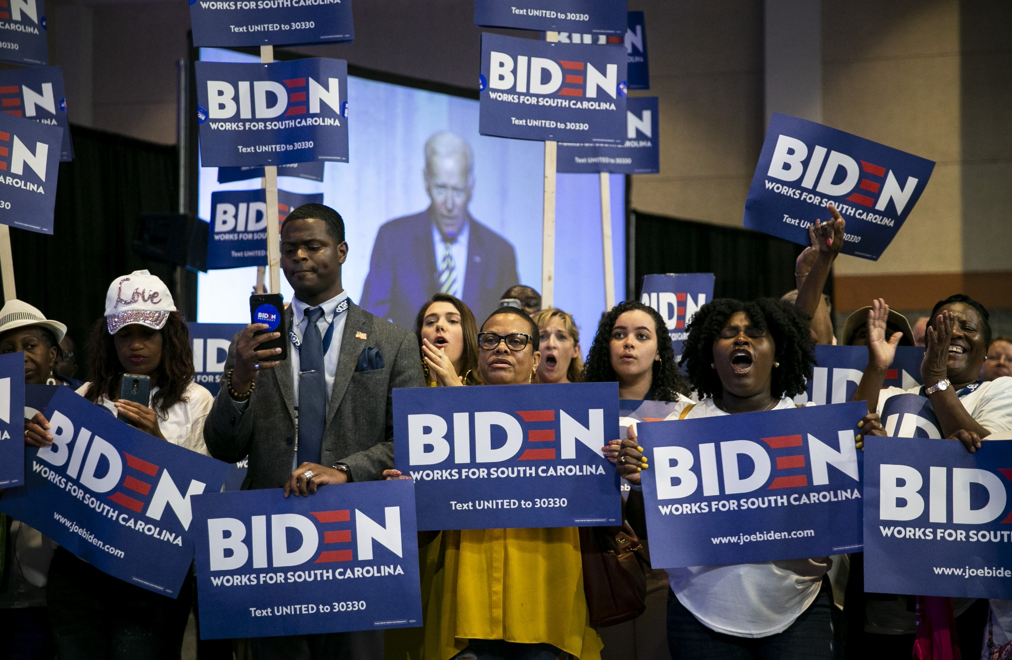 Joe Biden Faces the Most Dangerous Week of His Campaign So Far