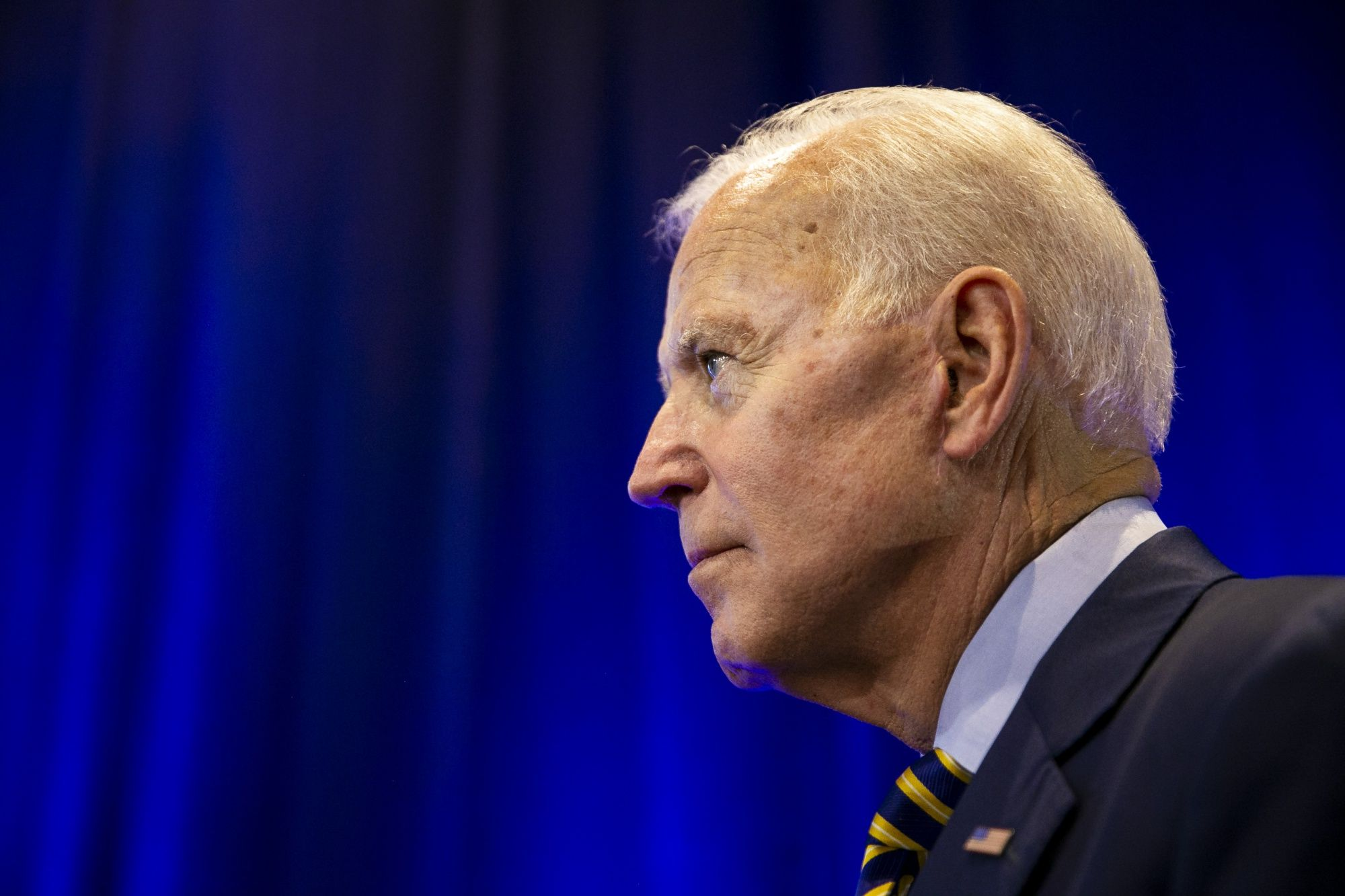 Biden Returns to Campaign Trail With Strong Defense of Obamacare