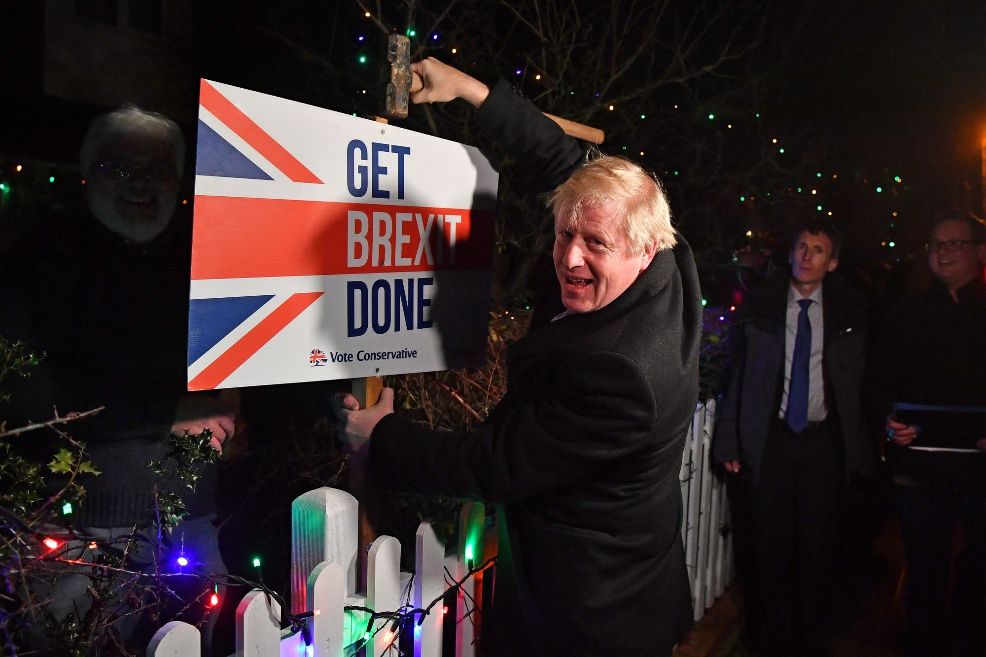 Boris Johnson's Plan to Kill 'Brexit'