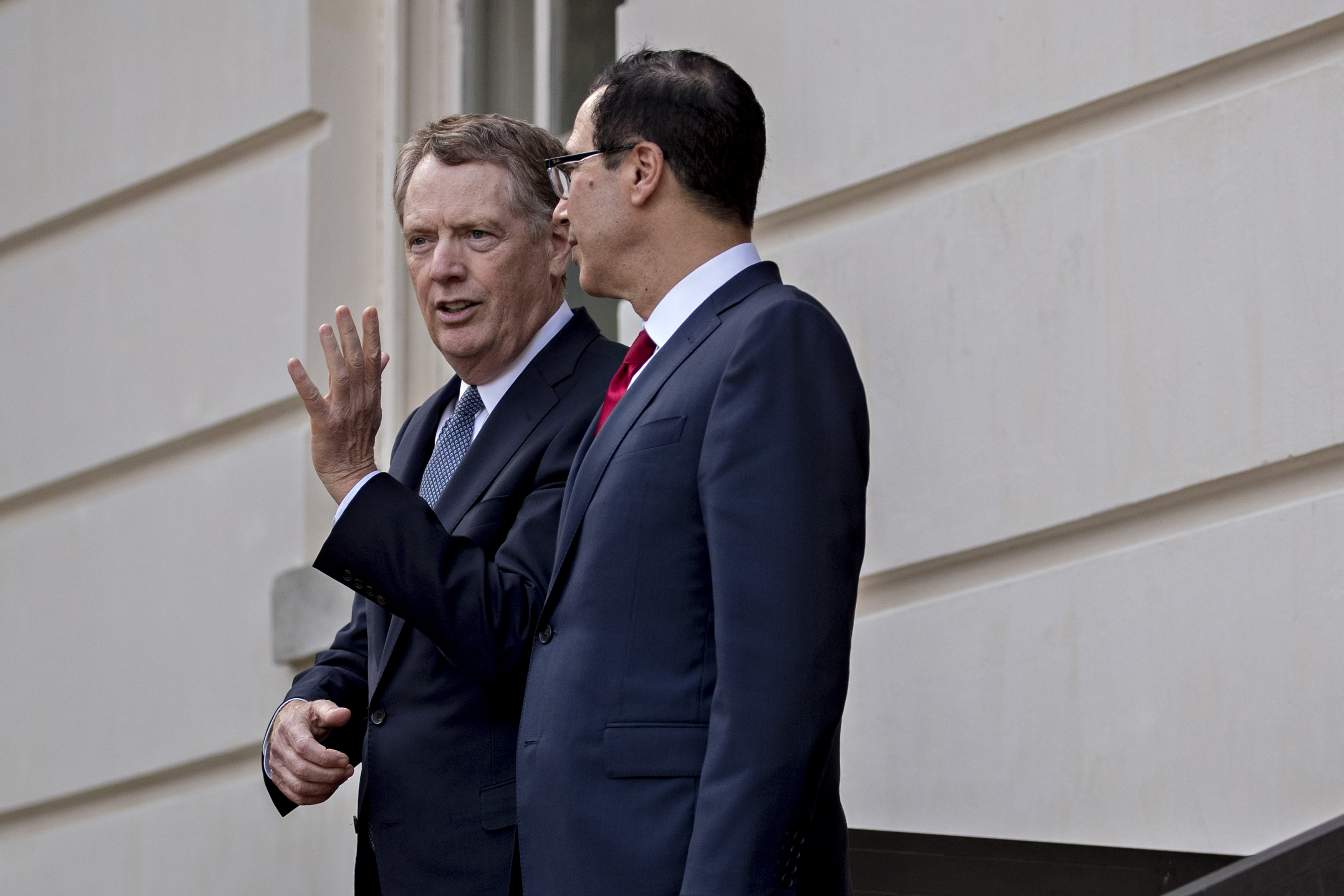 U.S., China Trade Negotiators Talk for Second Time Since Truce