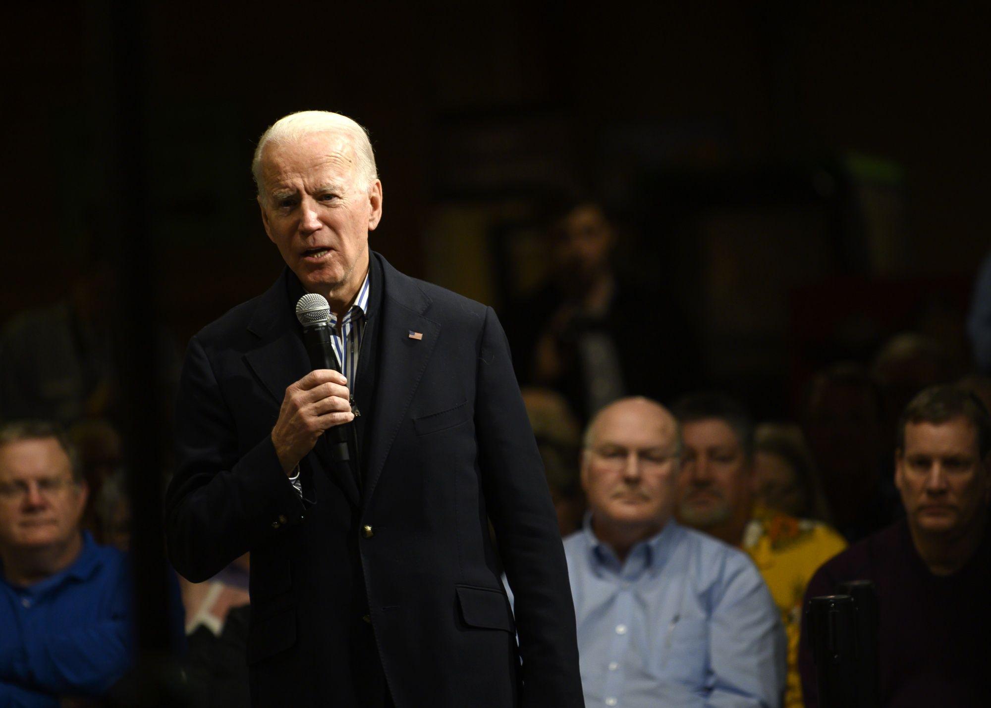 Biden Defends Foreign Policy Record Amid Trump Iran Threats