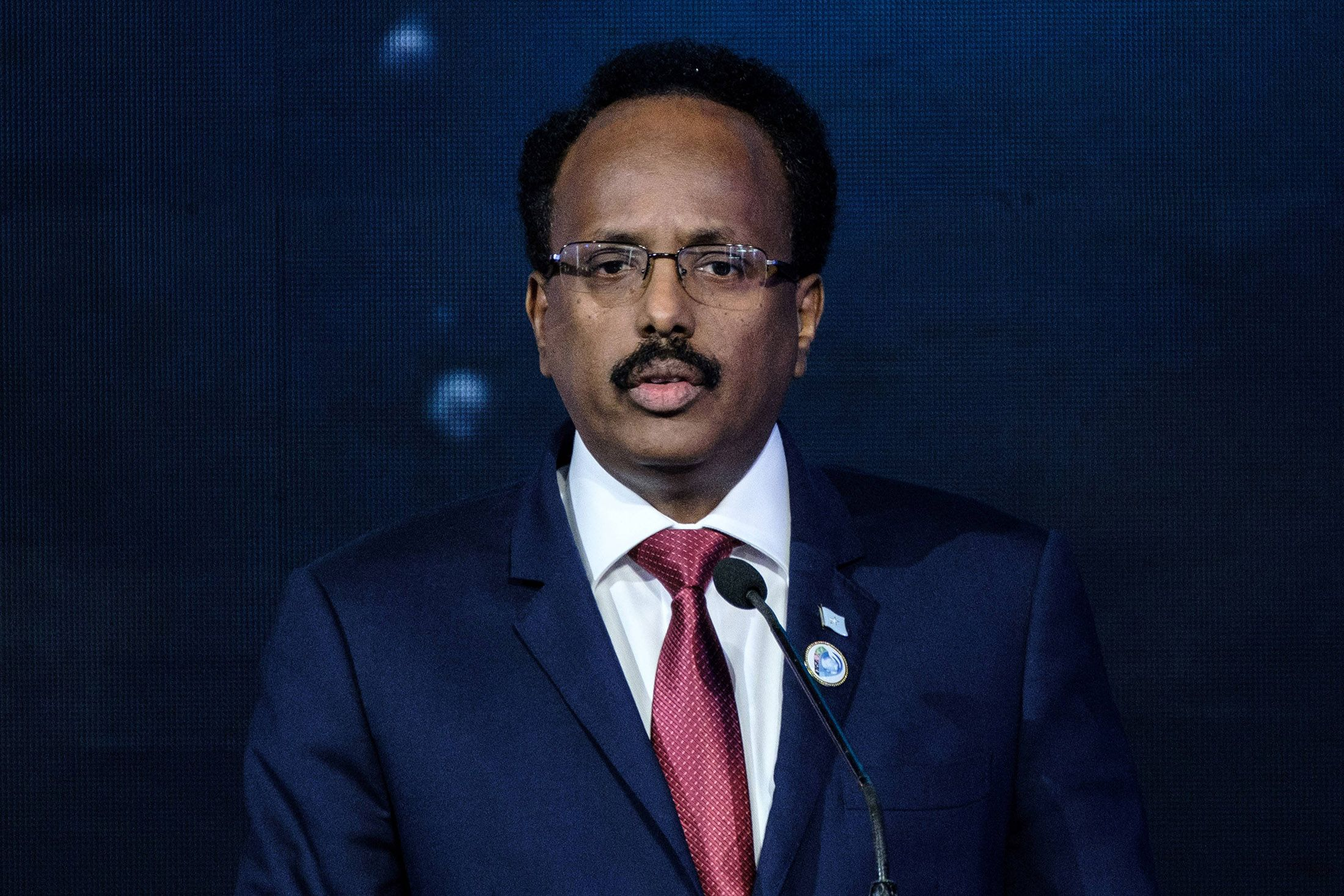 Somalia Leader Renounces U.S. Citizenship Amid Trump's Rhetoric