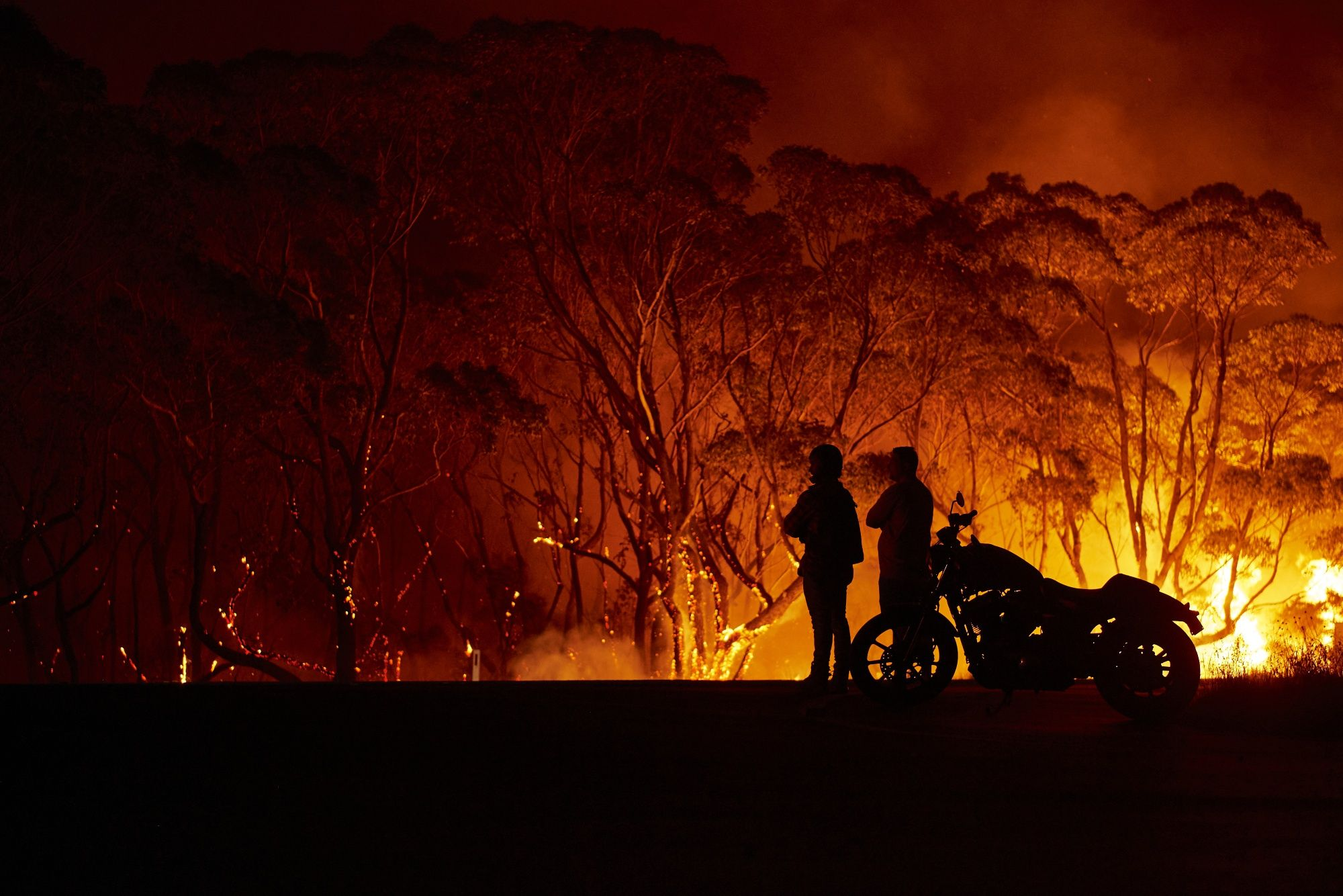 Australia Counts Wildfire Devastation After Calamitous Weekend