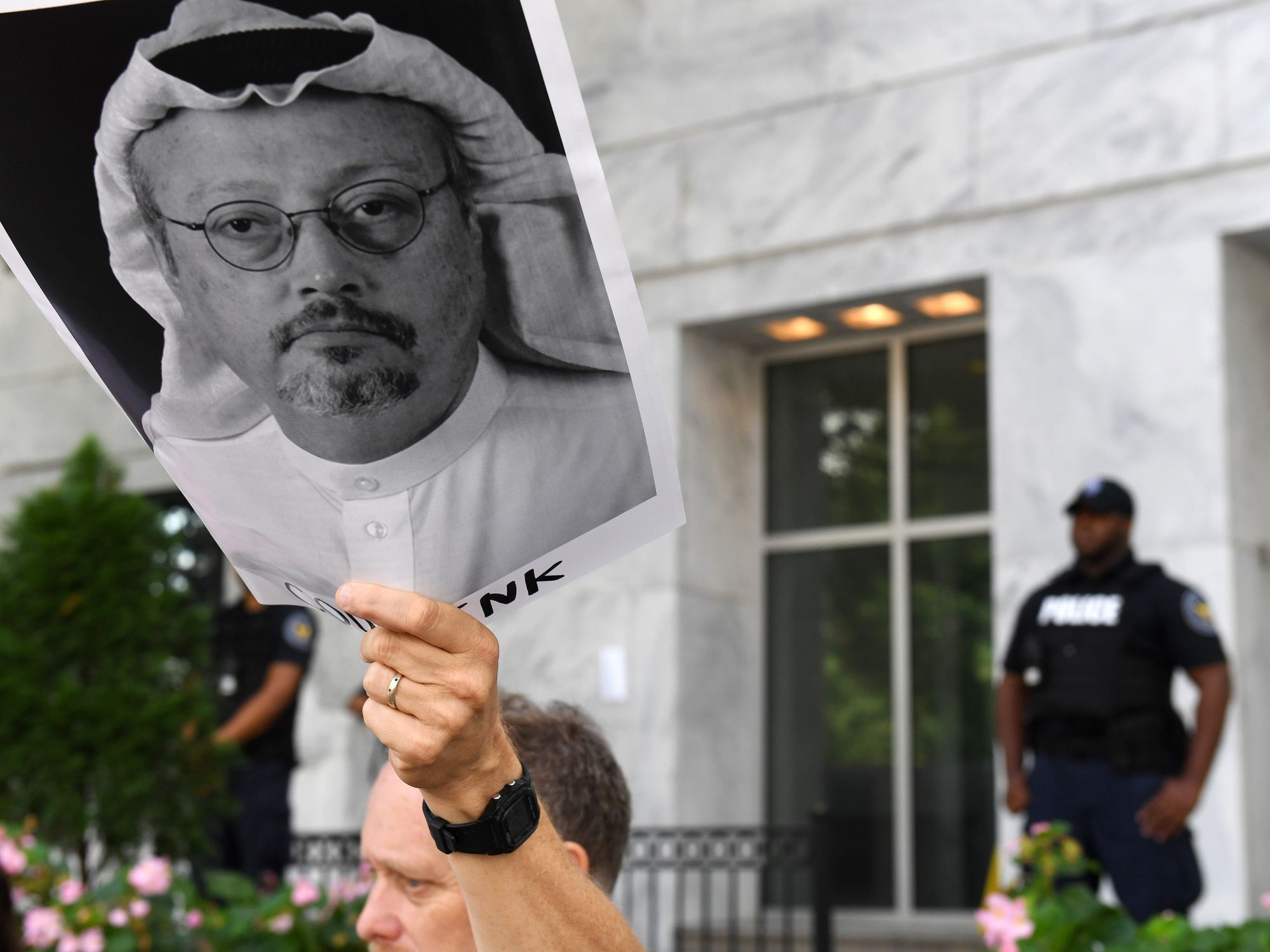 Five Sentenced to Death in Khashoggi Murder, Royal Aides Cleared