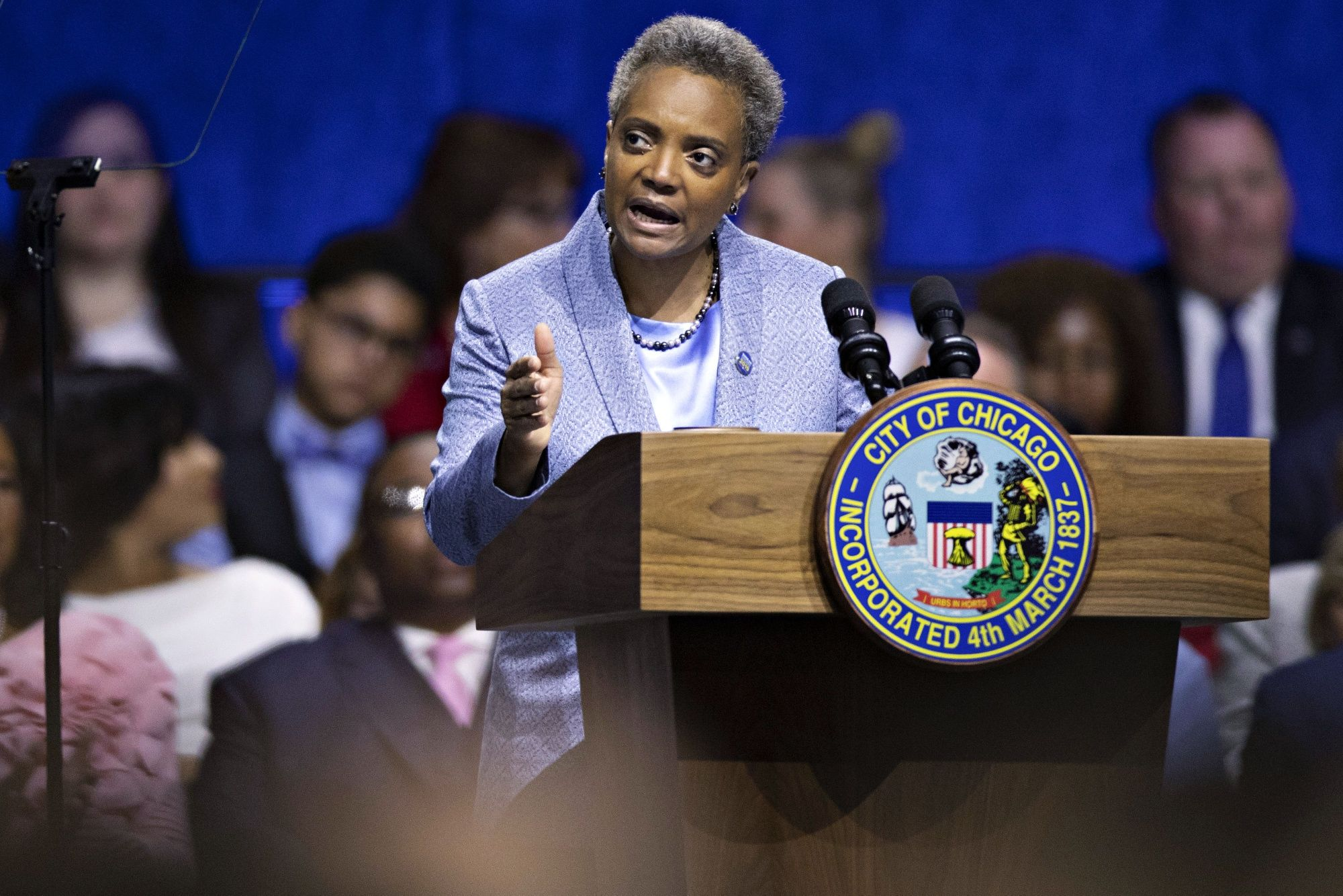 Chicago Mayor Faces 'First Test' With Teachers' Strike Vote
