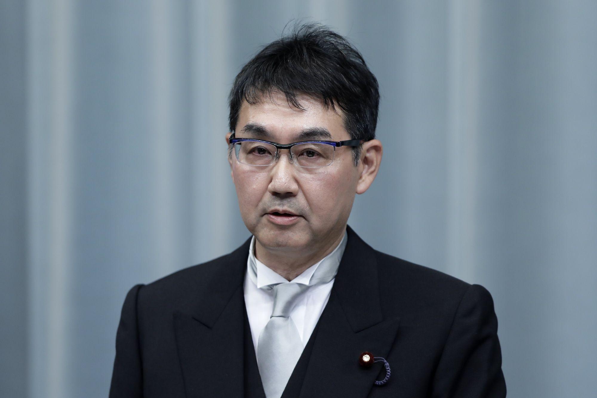 JapanSeesSecond Cabinet MemberResignation in aWeek