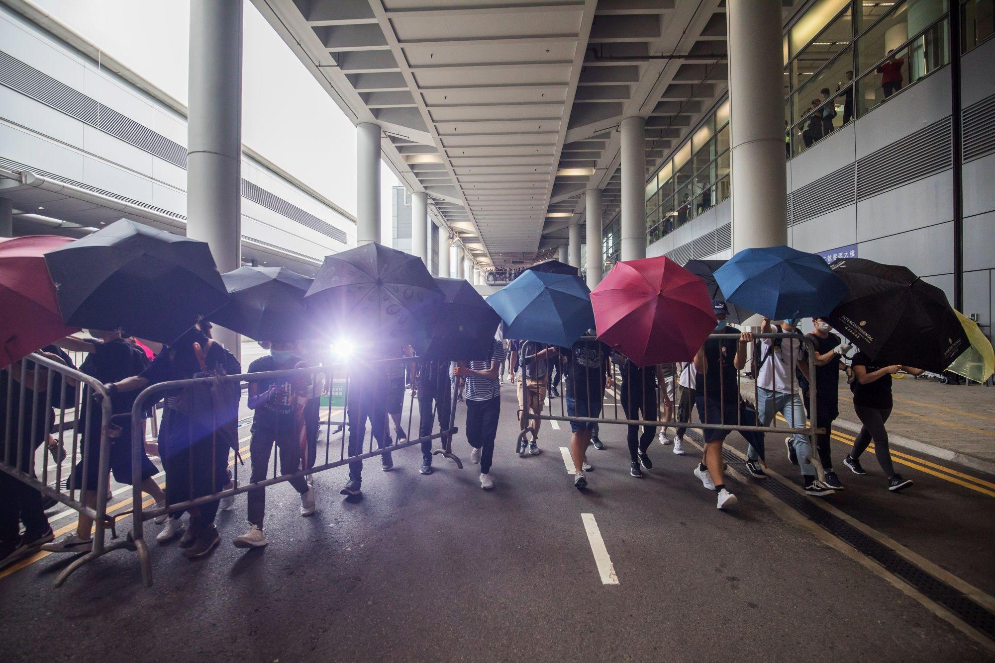 Taiwan Denies Stoking Hong Kong Unrest, Blames Communist Party