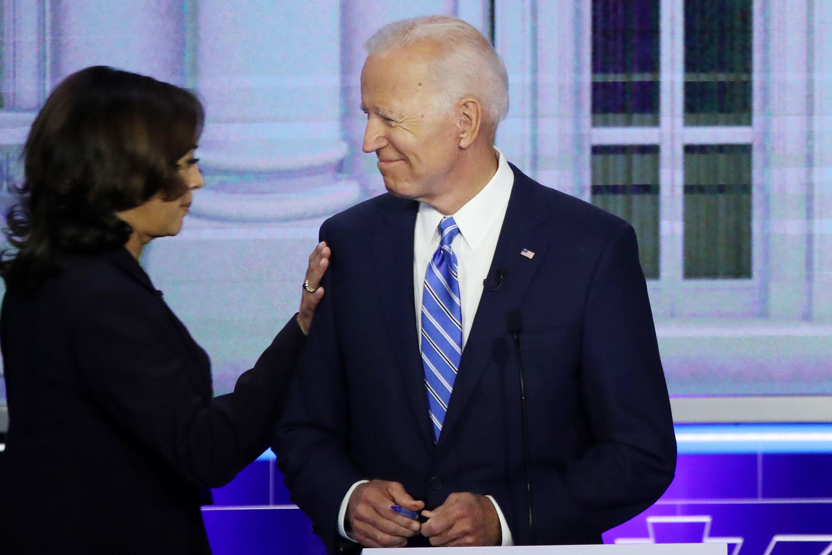 Joe Biden's Clear Road Back From Kamala Harris Debate Debacle