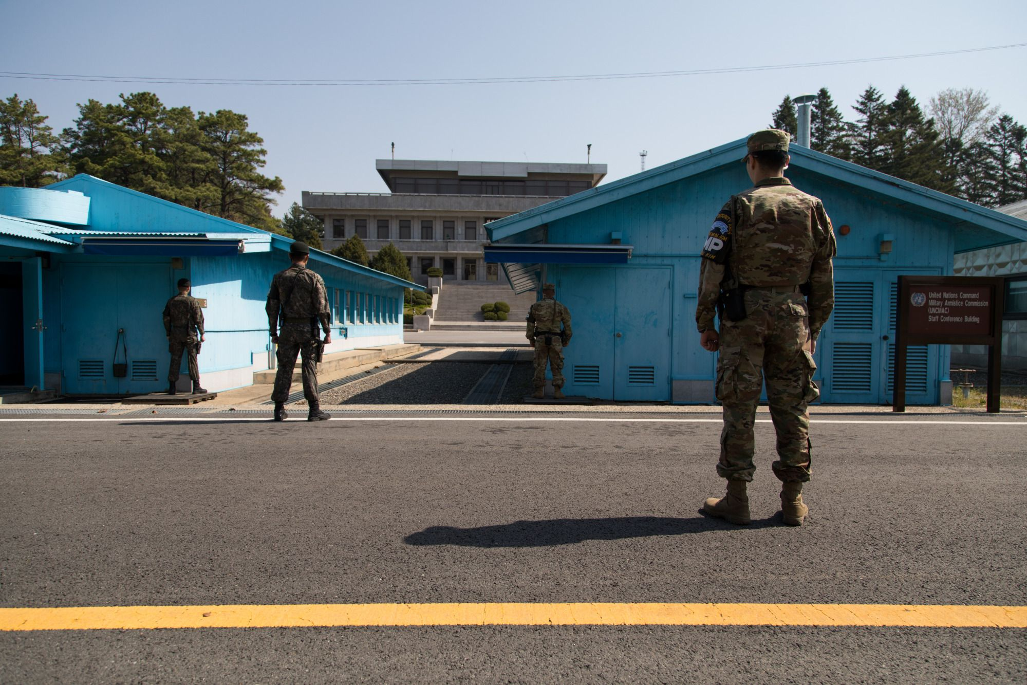U.S. Military Sends Furlough Warnings to Civilian Korean Staff