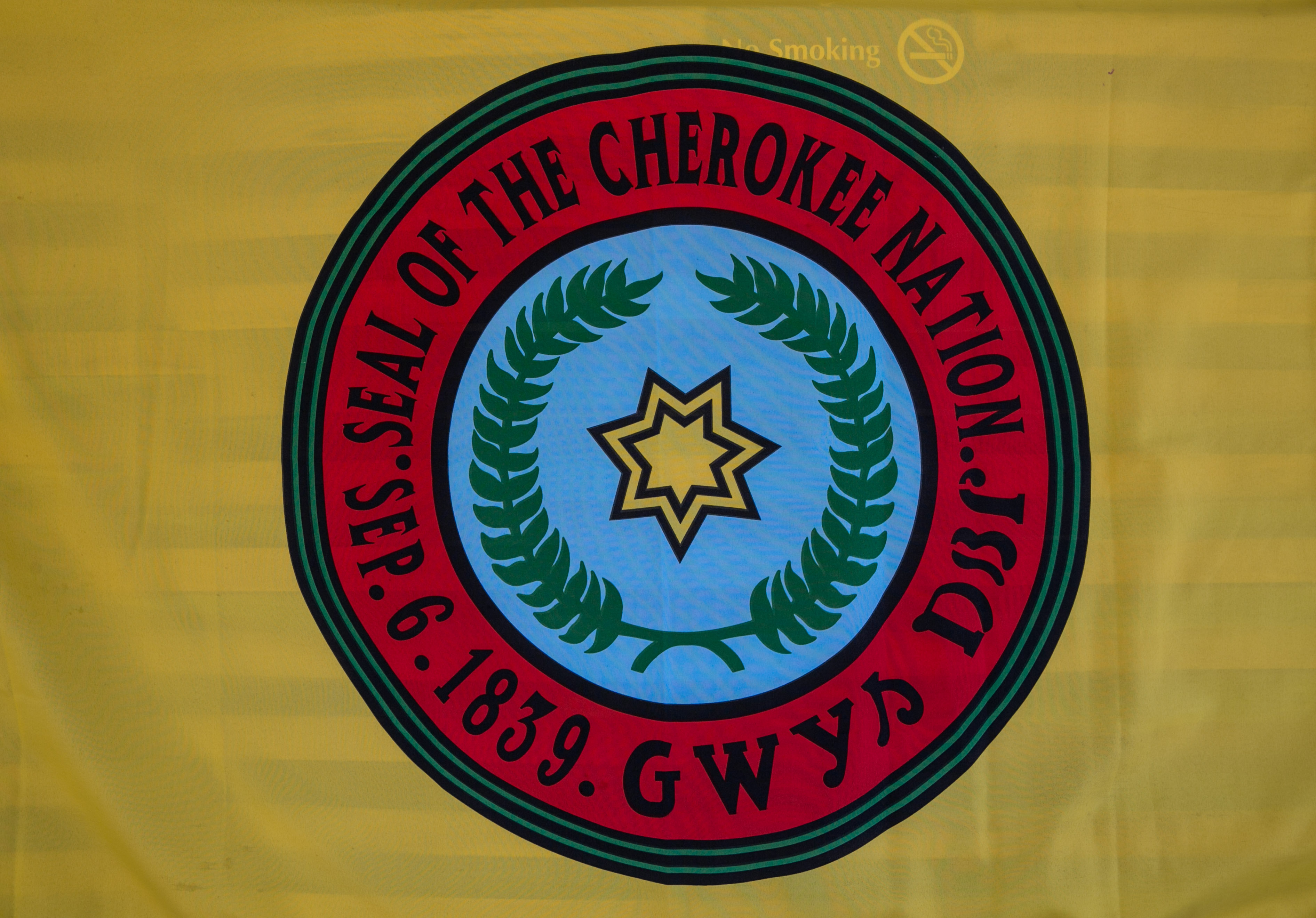 The Cherokee Nation Wants a Voice in Congress. Give It One