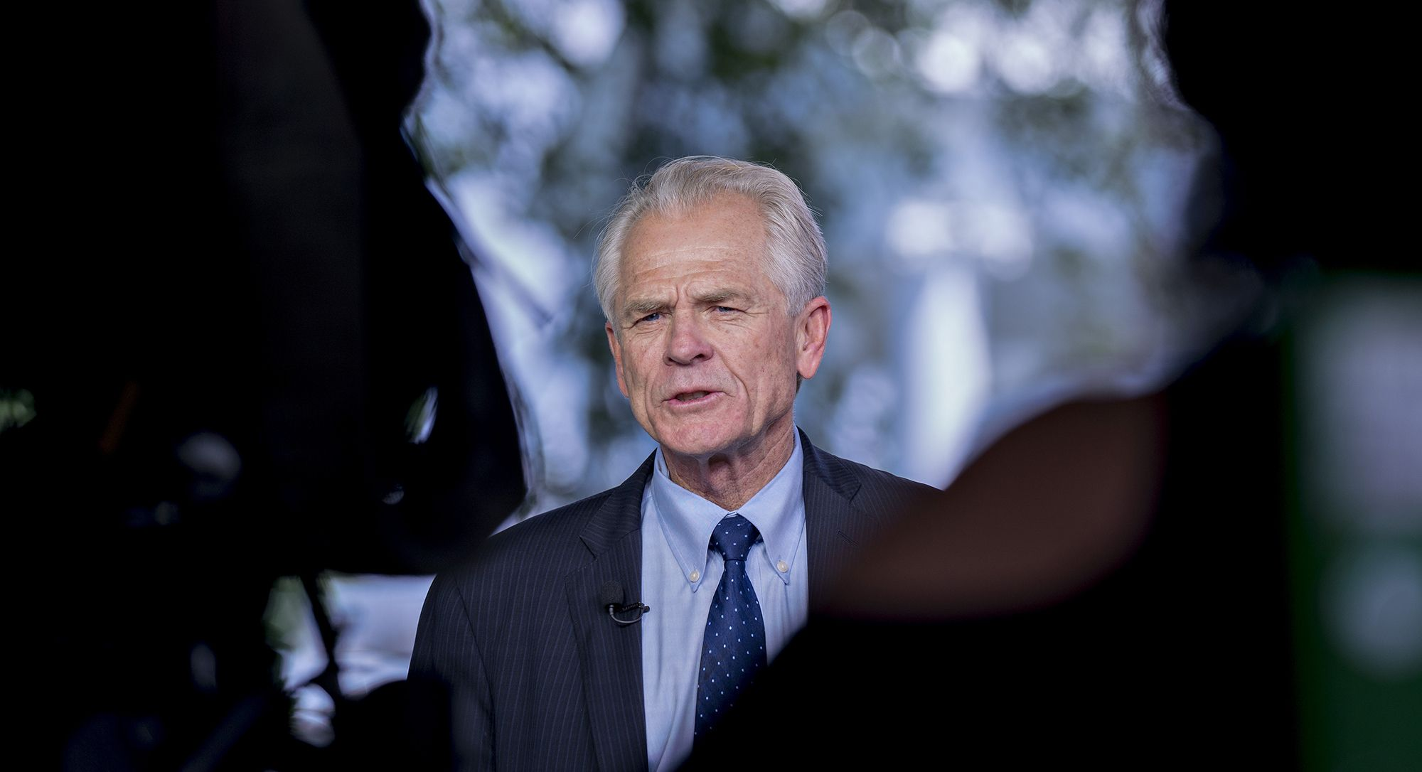 Chinese State-Run Paper Singles Out Navarro for Trade 'Lies'