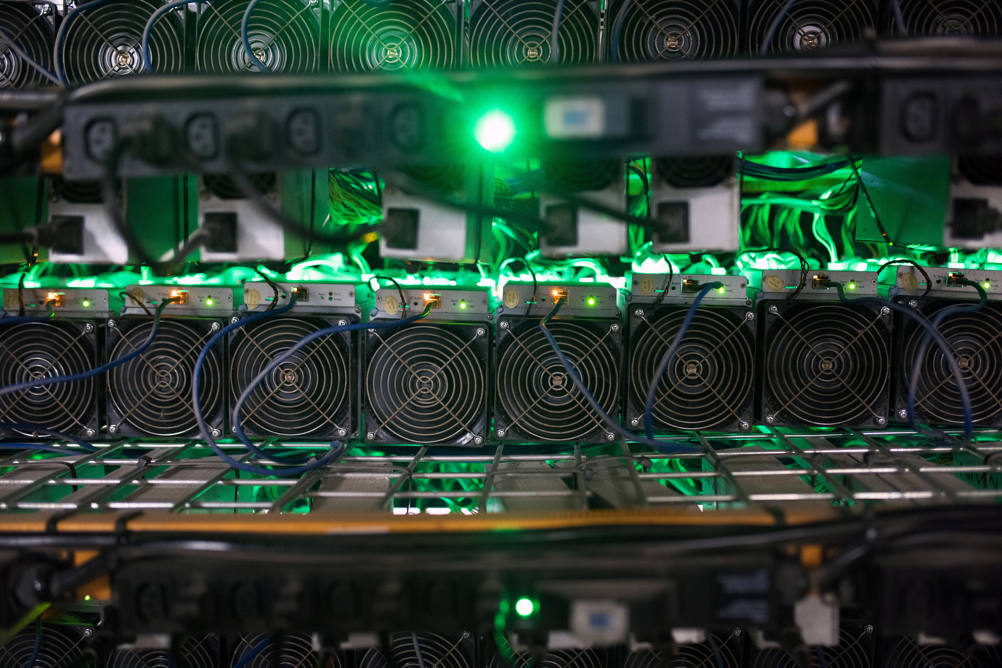 Bitcoin Mining Puts Pressure on Irans Power Grids