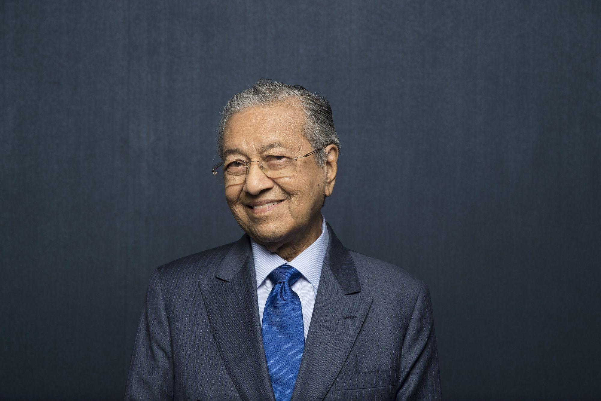 5f0dcf78231 Mahathir Says He Underestimated Challenge of Governing Malaysia ...
