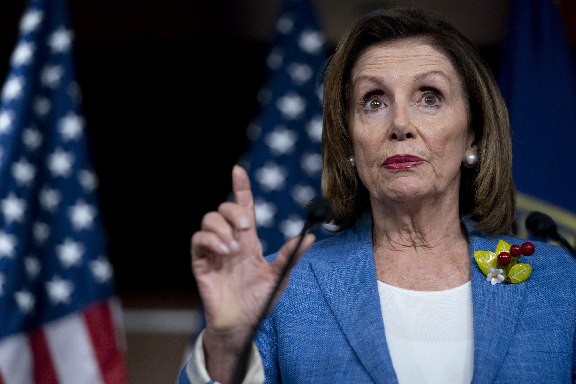 Pelosi's Litigation-First Impeachment Strategy Has Its Own Risks