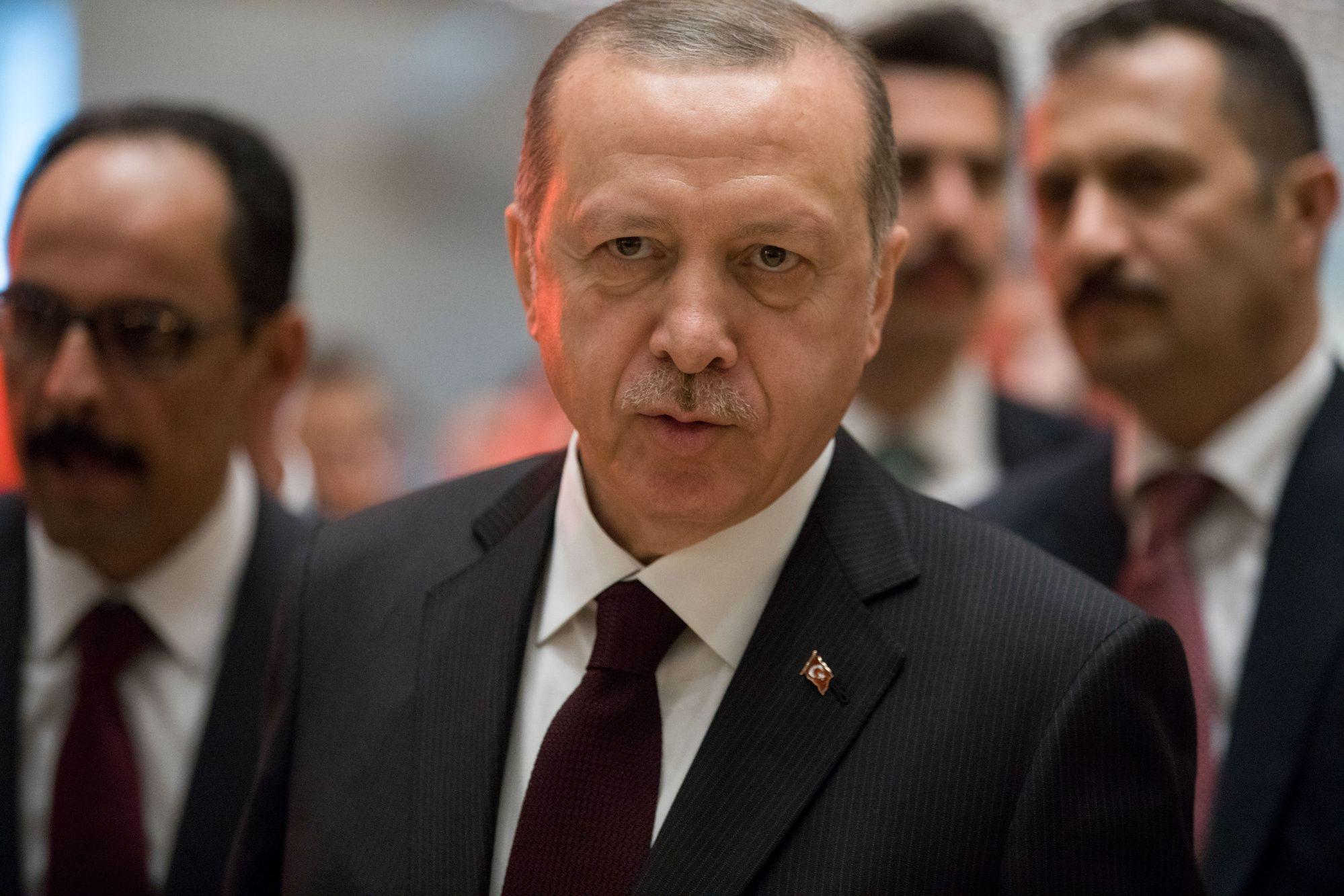 Turkey's Erdogan Joins In on Vilification of Soros