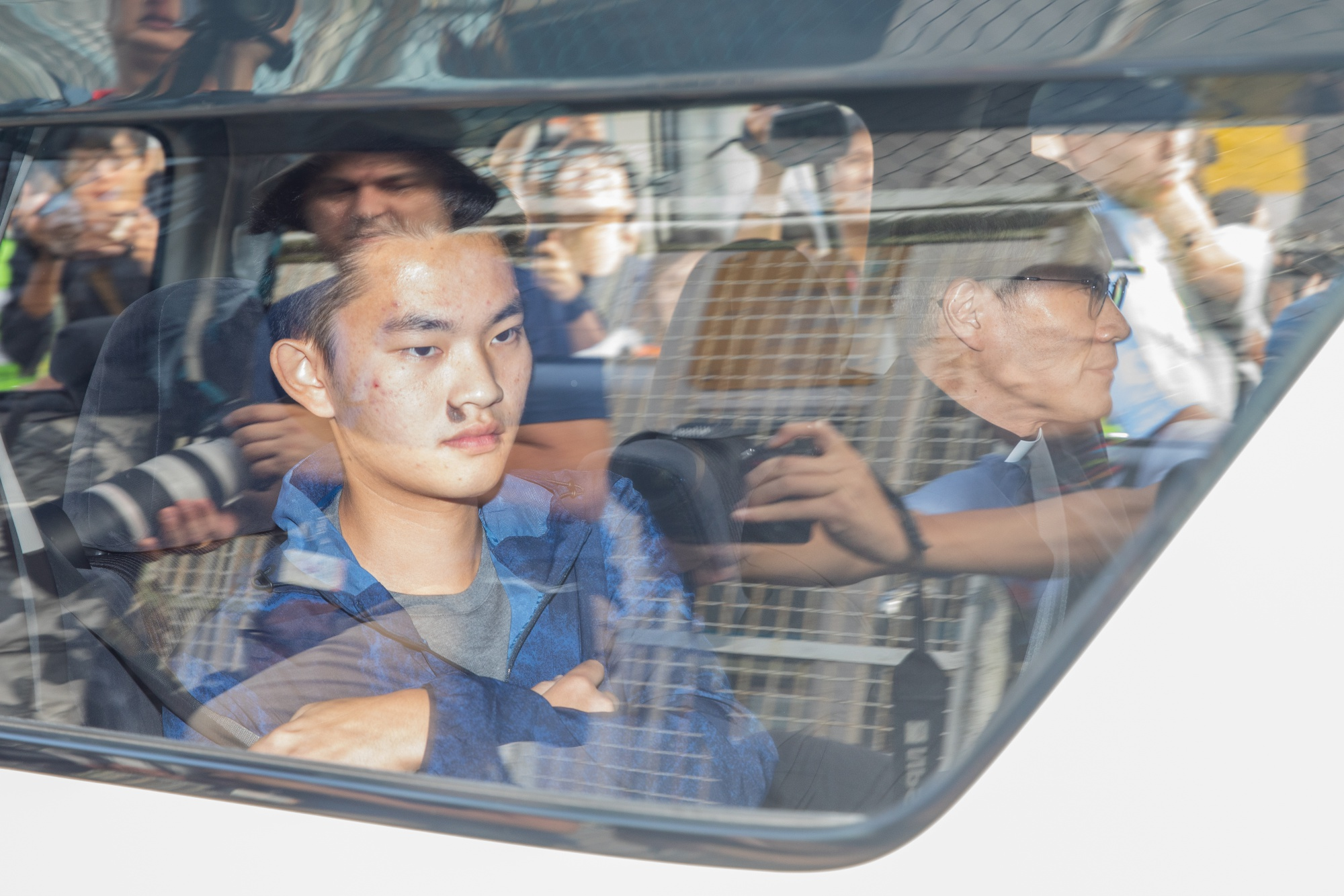 Murder Suspect at Center of Hong Kong Unrest Released From Jail