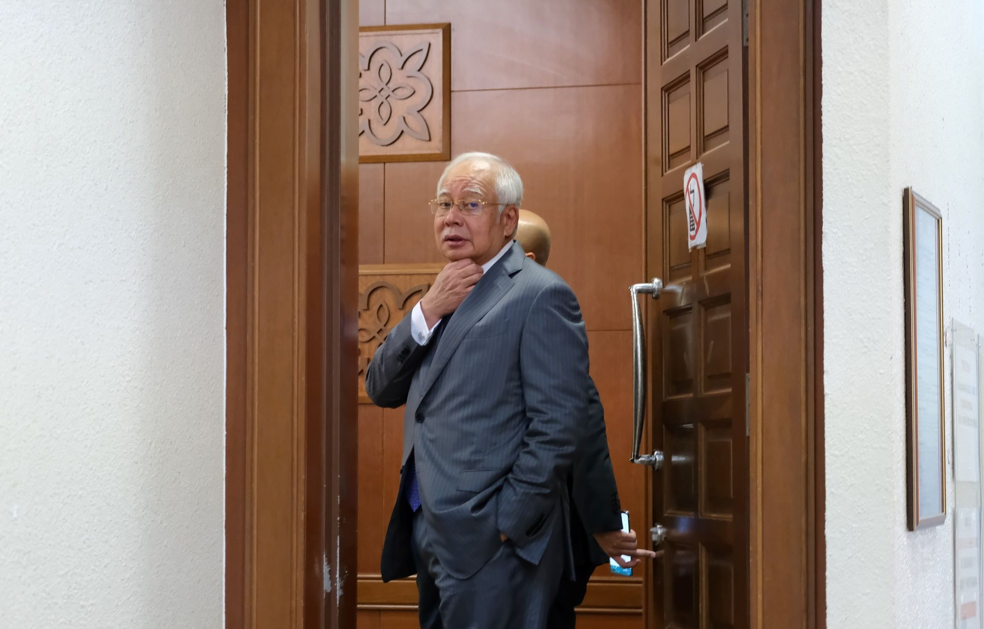 Recordings Show Najib's Effort to Seek Help on 1MDB Scandal