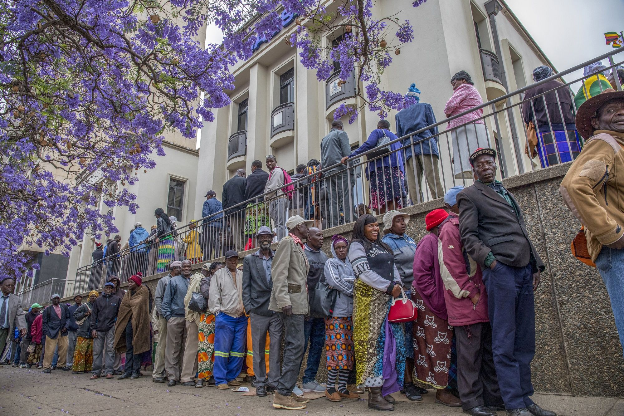 Zimbabwe Opposition Vows Rolling Protests Over Economy