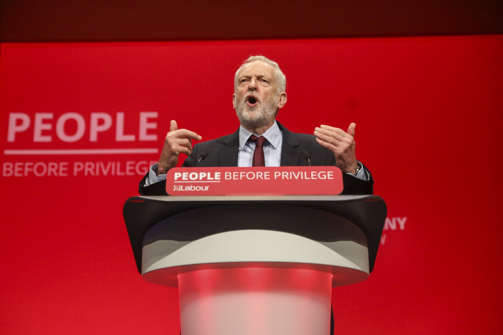 Jeremy Corbyn Has Property Funds Plotting Their Own Brexits