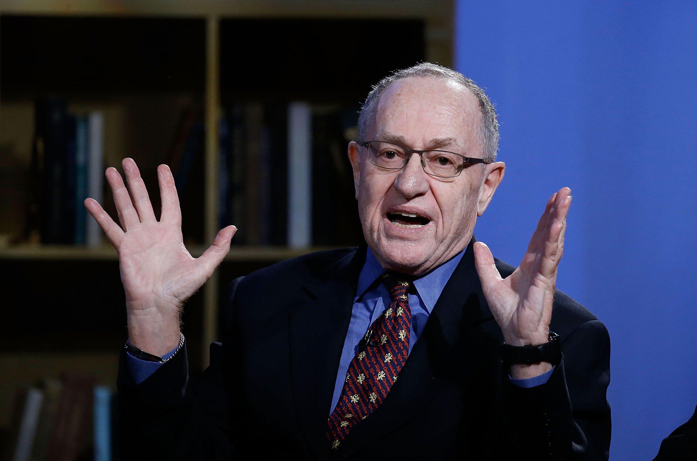 Dershowitz Says Voters Should Judge President Trump's Conduct