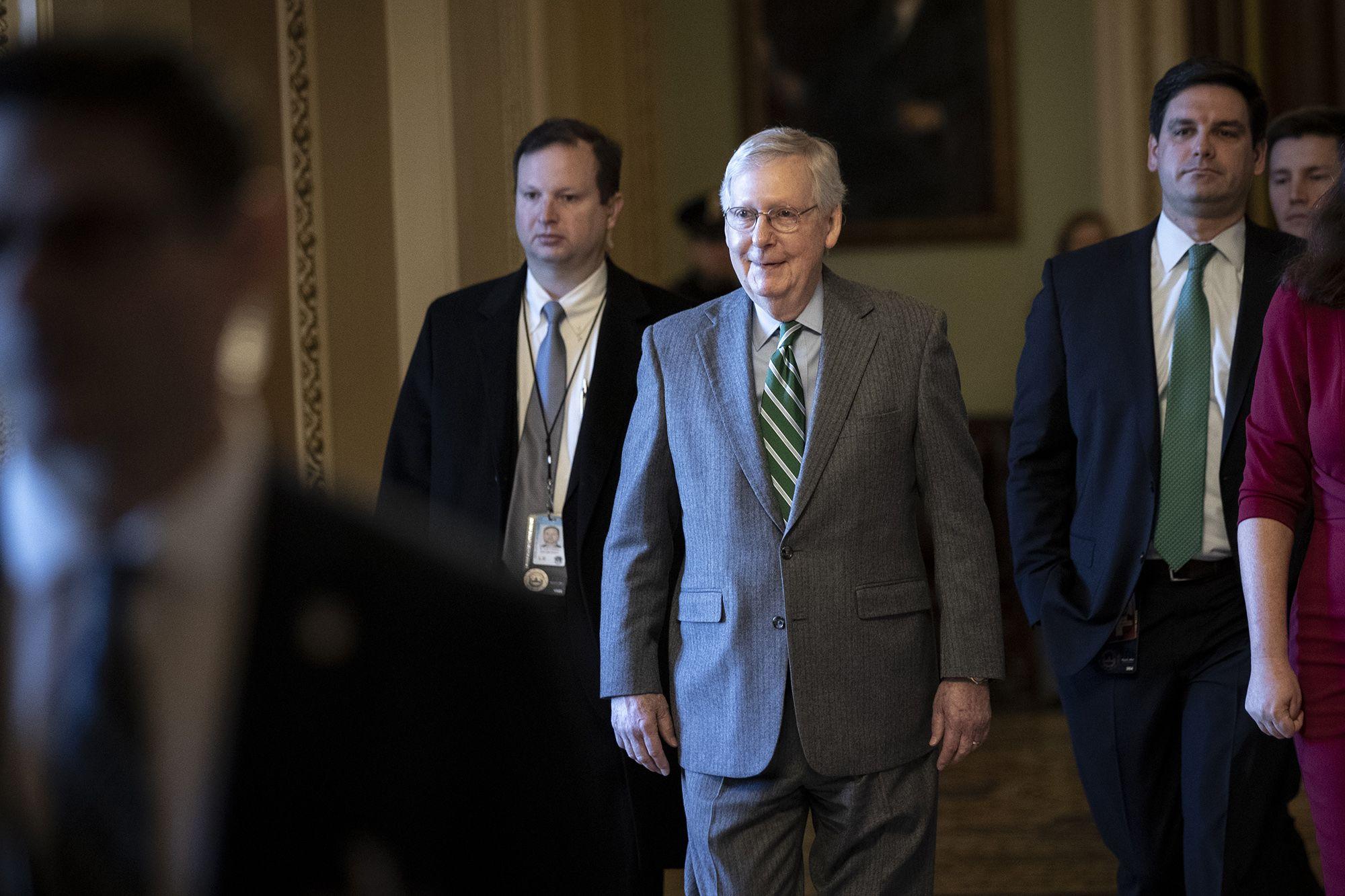 Senate Passes USMCA, Giving Trump a Win Before Impeachment Trial