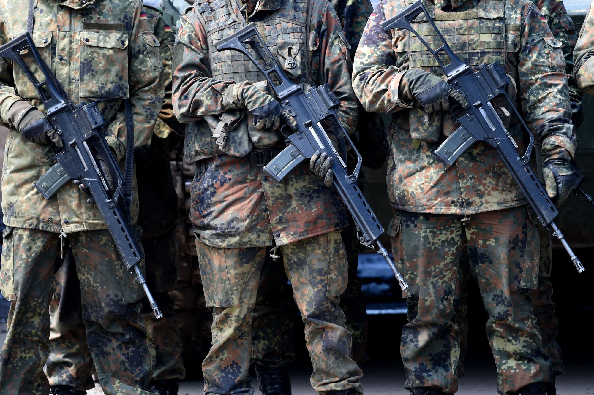 Germany Withdraws Some Troops From Iraq Over Iran Tensions