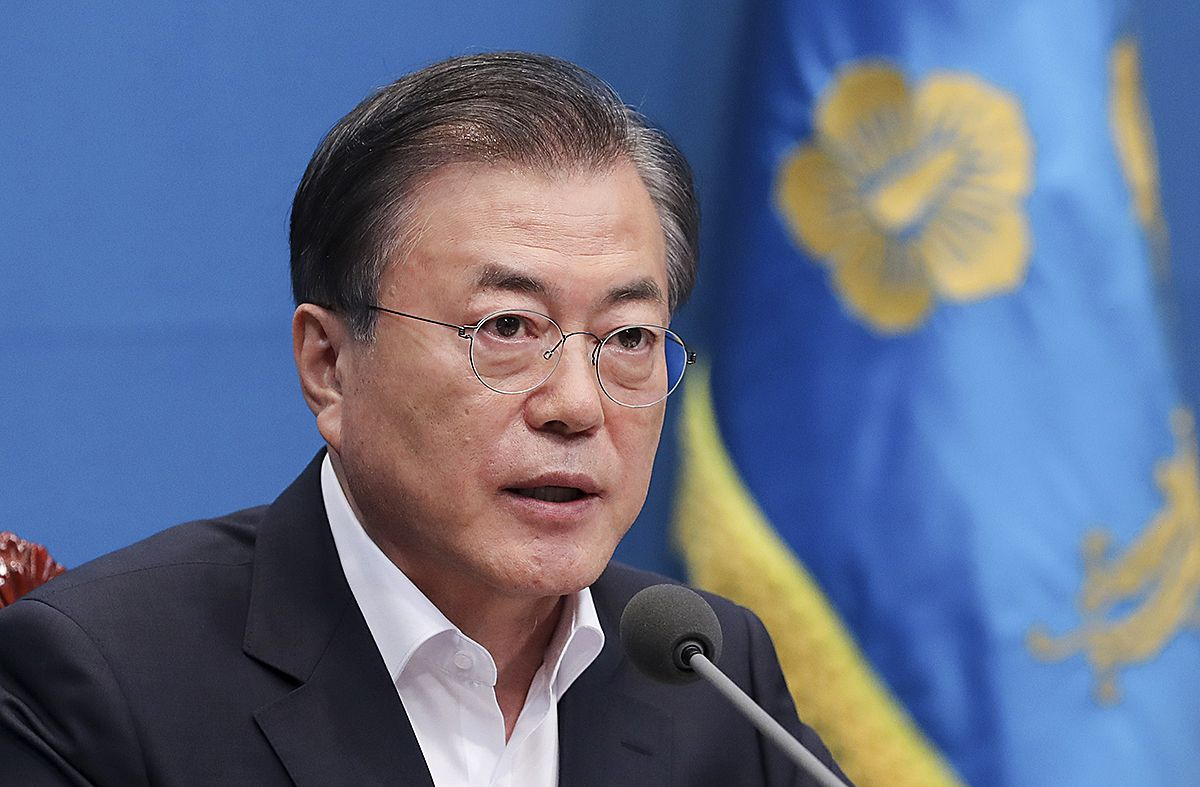 South Korea's Moon Seeks to Punish Top Prosecutor: Channel A