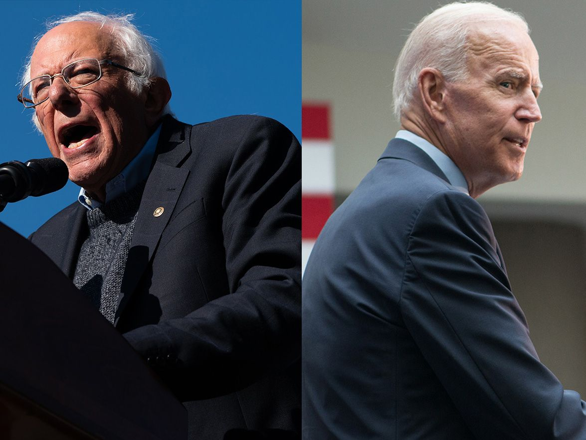 Heading Into Iowa, Biden and Sanders Top Latest National Poll
