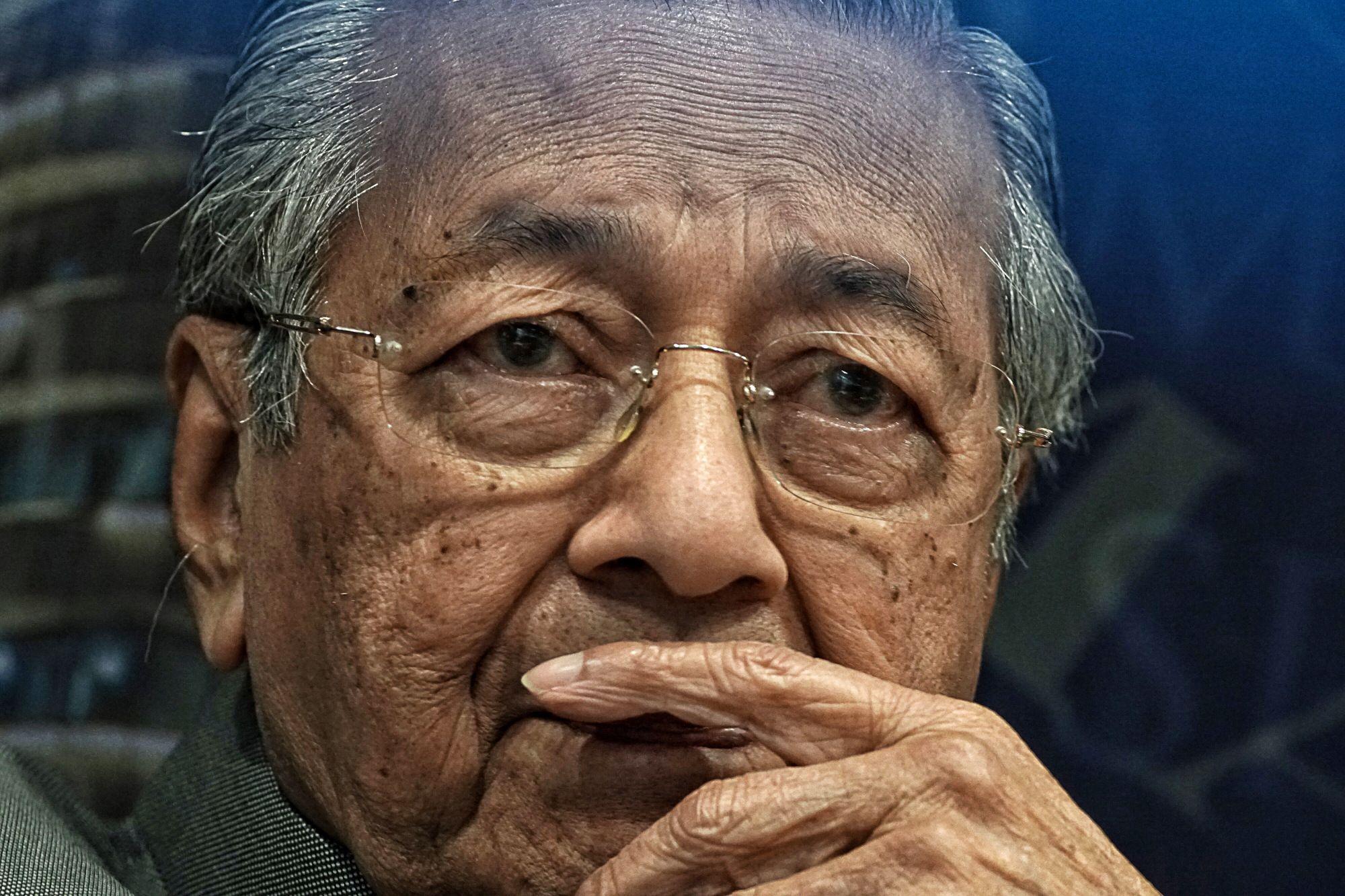 Mahathir Likens U.S. Killing of Iran General to Khashoggi Murder