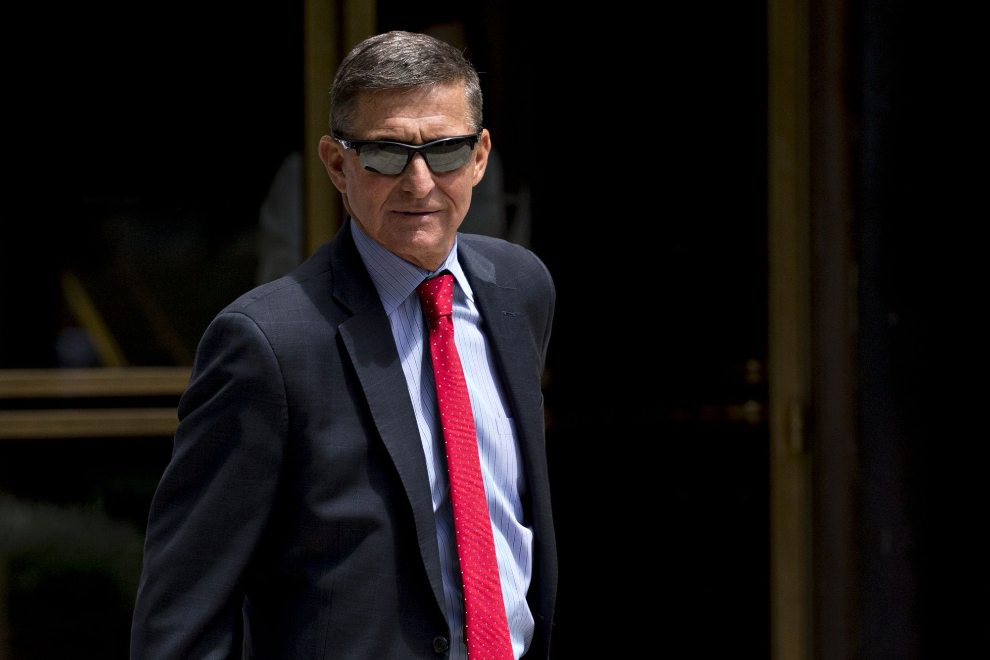 Ex-Trump Aide Michael Flynn Tries to Withdraw Guilty Plea