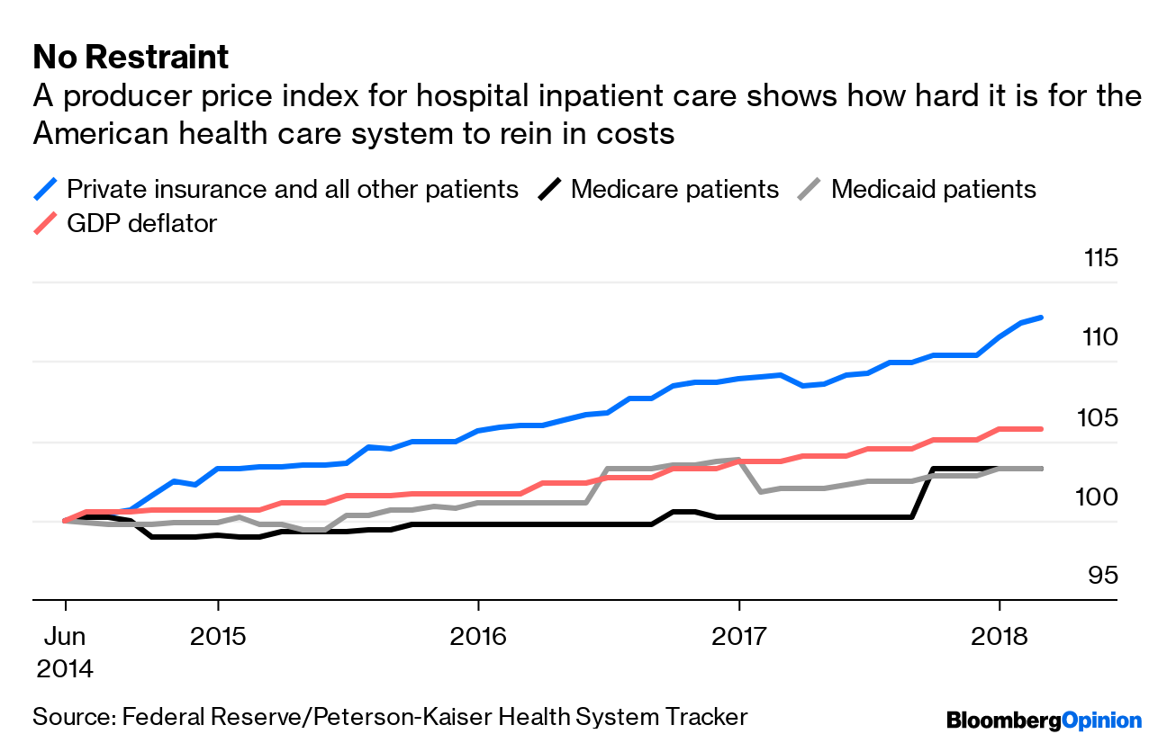 Buttigieg's Health Plan Gets One Big Thing Right