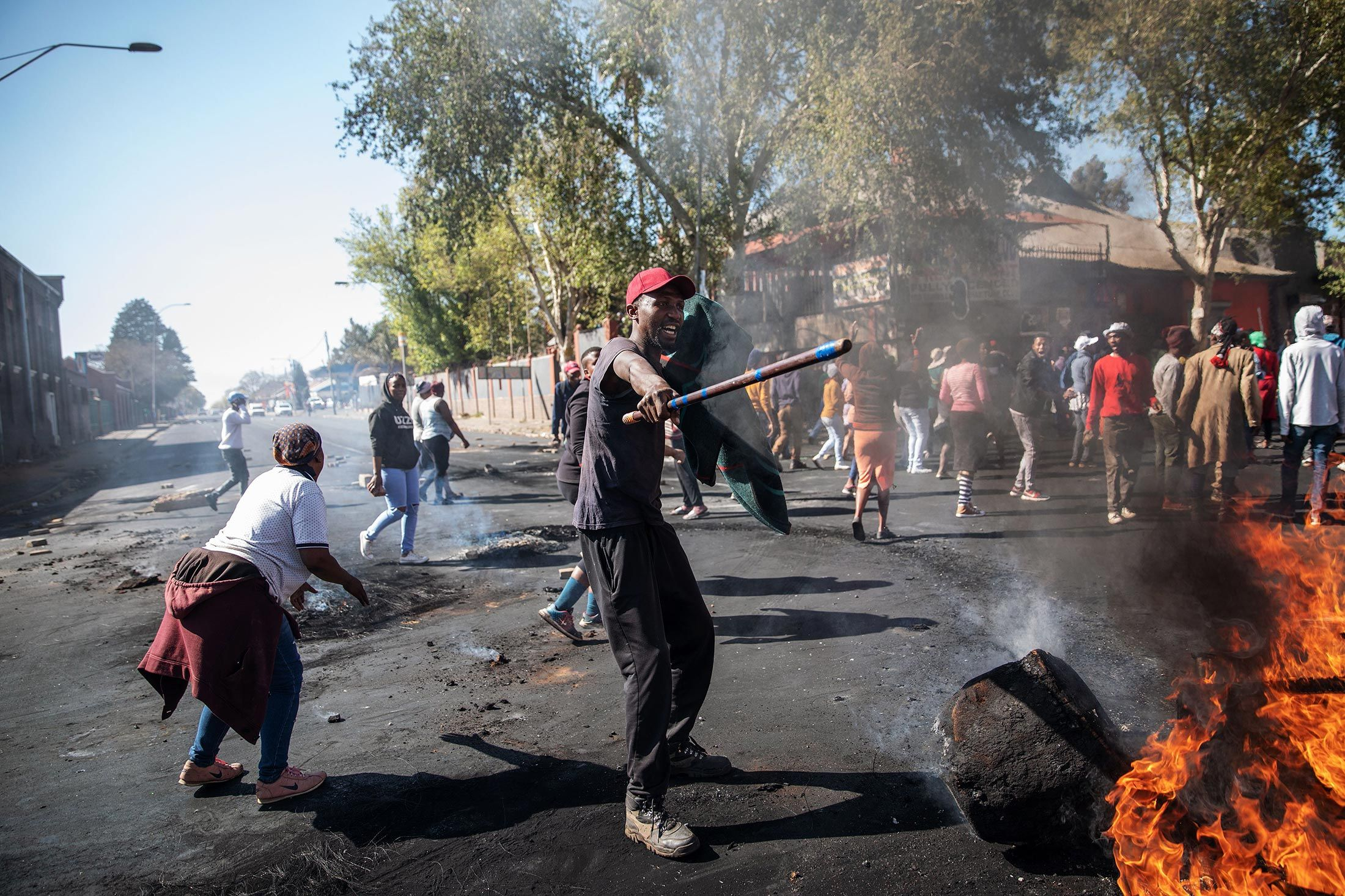 Xenophobic Attacks in South Africa Leave Migrants Living in Fear