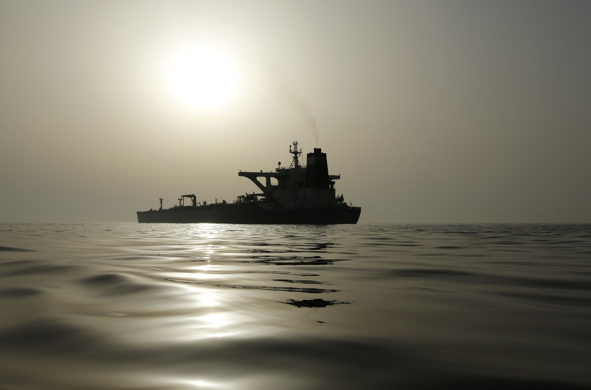 Oil Resumes Decline as Trade War Overshadows Iran Tanker Seizure