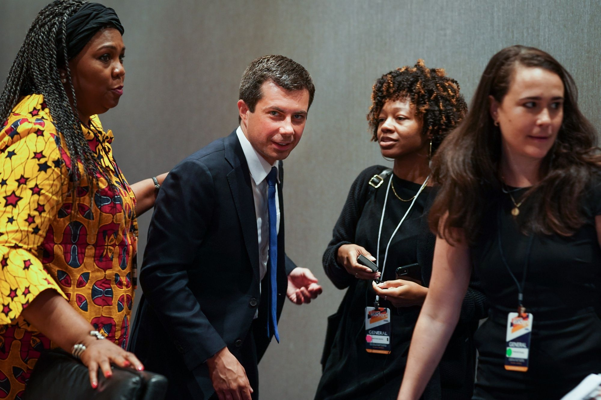 Pete Buttigieg Rolls Out Health-Care Plan: Campaign Update
