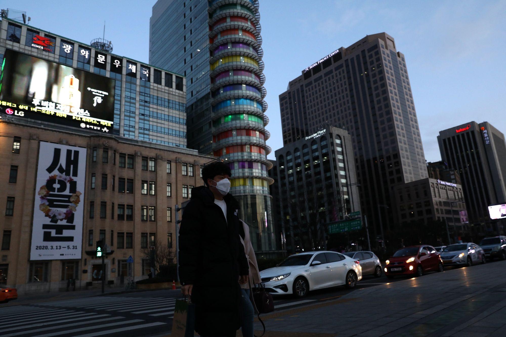 South Korea Signals Unprecedented Steps to Contain Outbreak